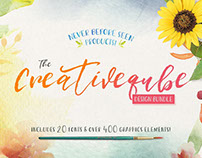 The Creativeqube Design Bundle