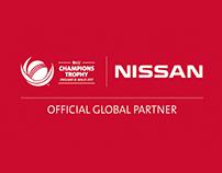 Nissan ICC Sposorship