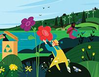 ecoATM murals