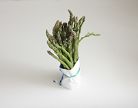 food photography // asparagus