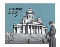 Helsinki 2017 Calendar
