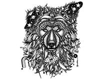 KUDLATA NAUKA / Book cover