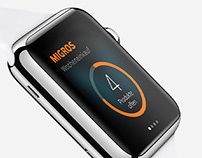 Migros Apple Watch App