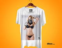 Design de T-shirts