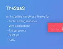TheSaaS - Responsive SaaS, Software & WebApp WordPress