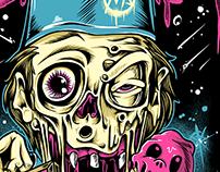 ice cream seller zombie