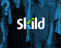 Skild.com responsive website design