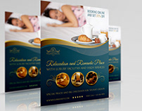Hotel Flyer Template Vol.2