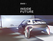 2017 BMW i Inside Future Design Process