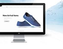 24/7 eMarket Website landing page
