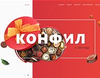 Confectionery Confil