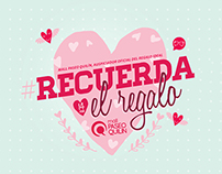 #Recuerda el Regalo - Mall Paseo Quilín