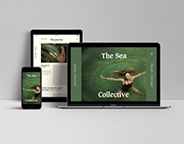 The Sea Collective Magazine, web.