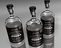 Label Design Vancouver / Vodka Label Design