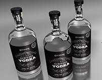 Label Design Vancouver / Vodka Label Design