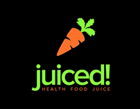 Juiced! Health food juice