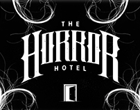 the horror hotel – escape room