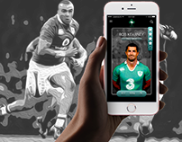 Rugby Profiles App