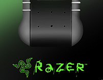 Project Brand Design: Razer Walkie Talkie
