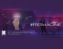Latina History Day Conference Collateral
