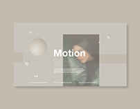 [Exploration] 51/365 - Motion