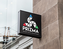 Prizma Labs Branding