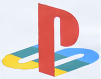 Playstation Logo Color Variations