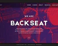 UI Practice - Band website