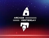Branding & Print Design | Arcade Yesterday
