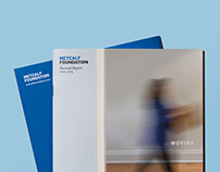 Metcalf Foundation 2012–2013 Biennial Report