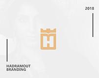 HADRAMOUT - Brand design