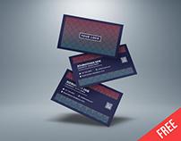 Free Ai Business Card template