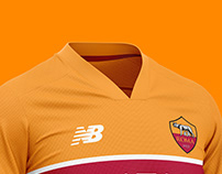 AS Roma footballkit 21/22.