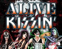 Alive N' KISSin': Premier KISS Tribute Sizzle Reel