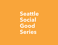 Seattle Social Good Series Branding