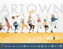 2016 Artown Poster