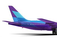 Spirit Airlines Rebrand | Case Studies