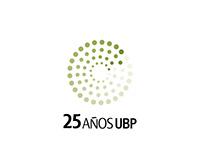Logo 25 Años Universidad Blas Pascal