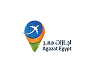 Agazat Egypt Logo l أTourism Company