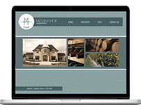 Texas Vineyard Website
