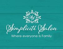 Simplicite Salon's Cards & Menus