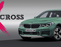 BMW 6 Series Cross