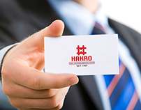 Logo Design for HAKRO
