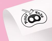 PIGGY NOSE Footstool_Brand Identity