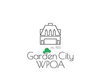 Garden City WPOA Logo
