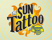 BANANA BOAT | Sun Tattoo
