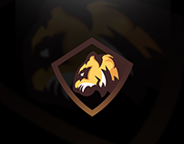 TIGER Mascot logo