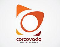 Corcovado Viajes - Logo Design