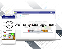 Warranty management app for shopify
