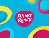 Fitness Family. Chain of sports clubs